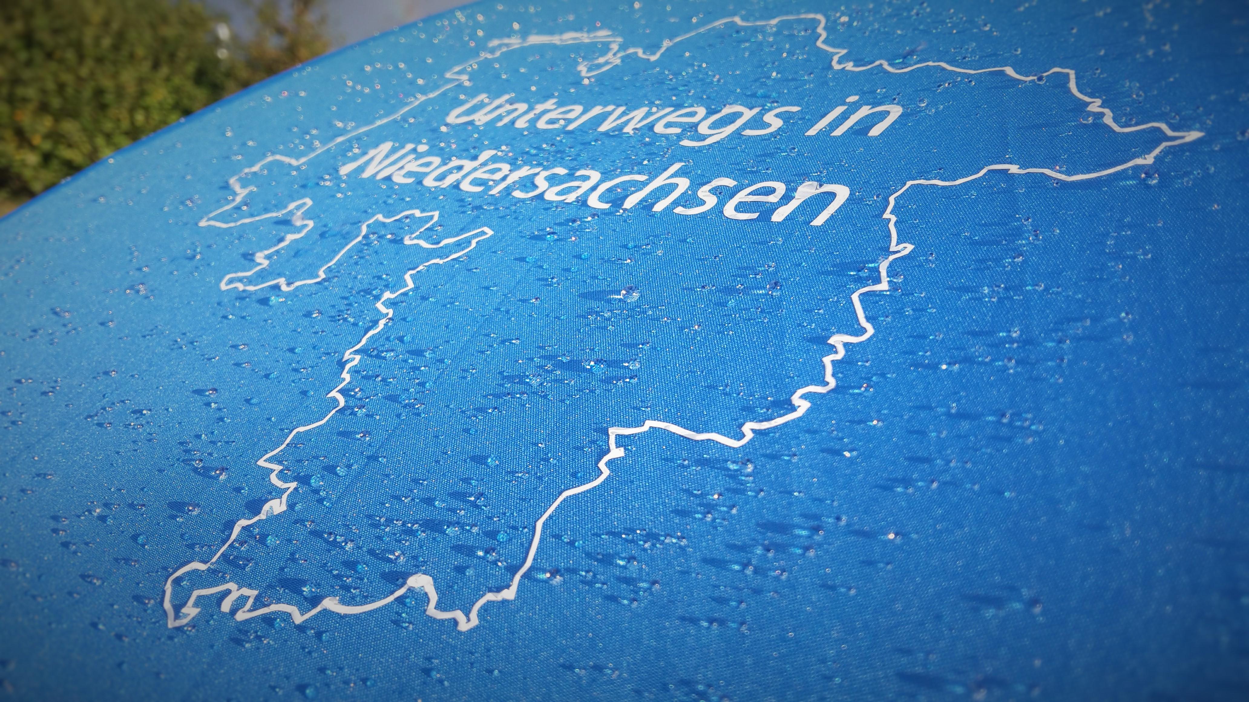 Niedersachsen-Shop von Unterwegs in Niedersachsen