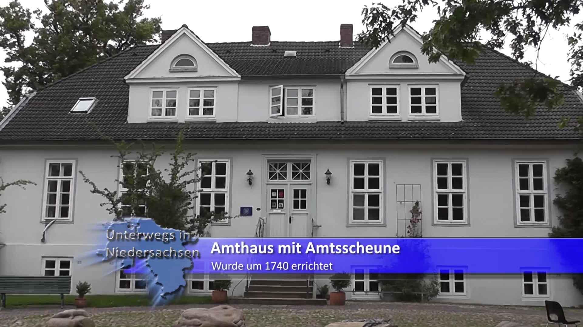 Amtshaus Bad Bederkesa