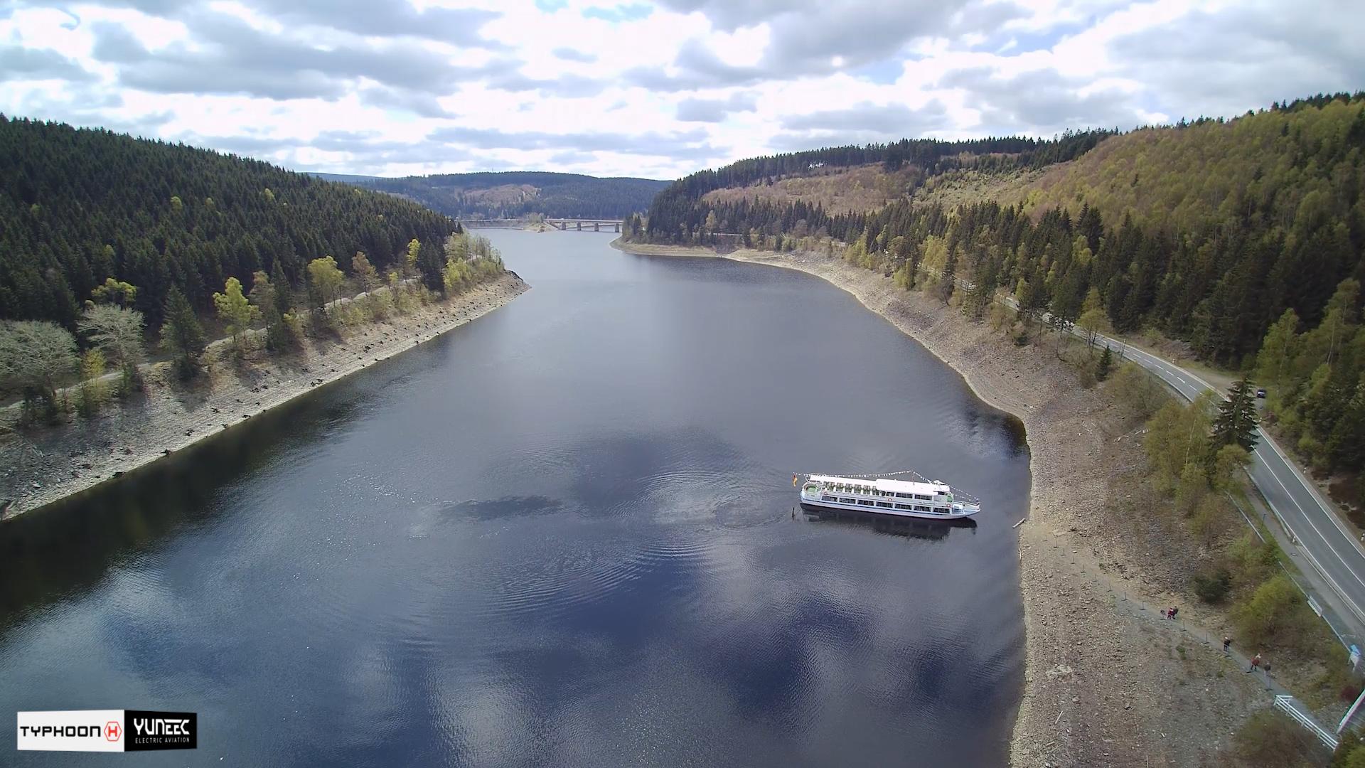 Niedersachsens höchstgelegene Linienschiffverbindung